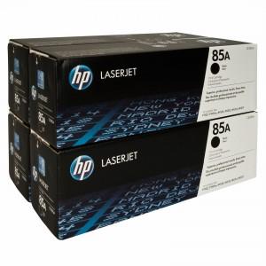 HP Black Toner 85A [CE285A] 2