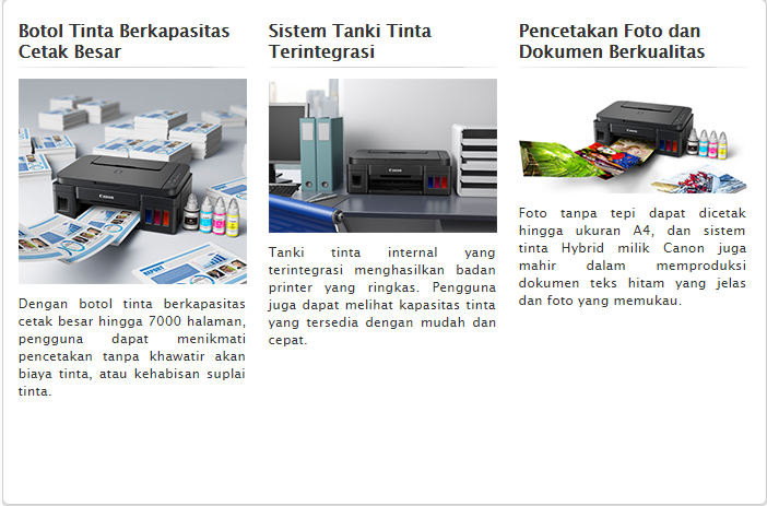 tinta printer g2000 baru